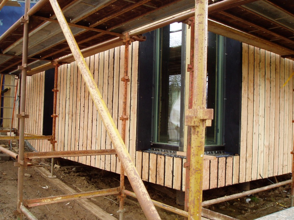 Pod Cladding Front layer