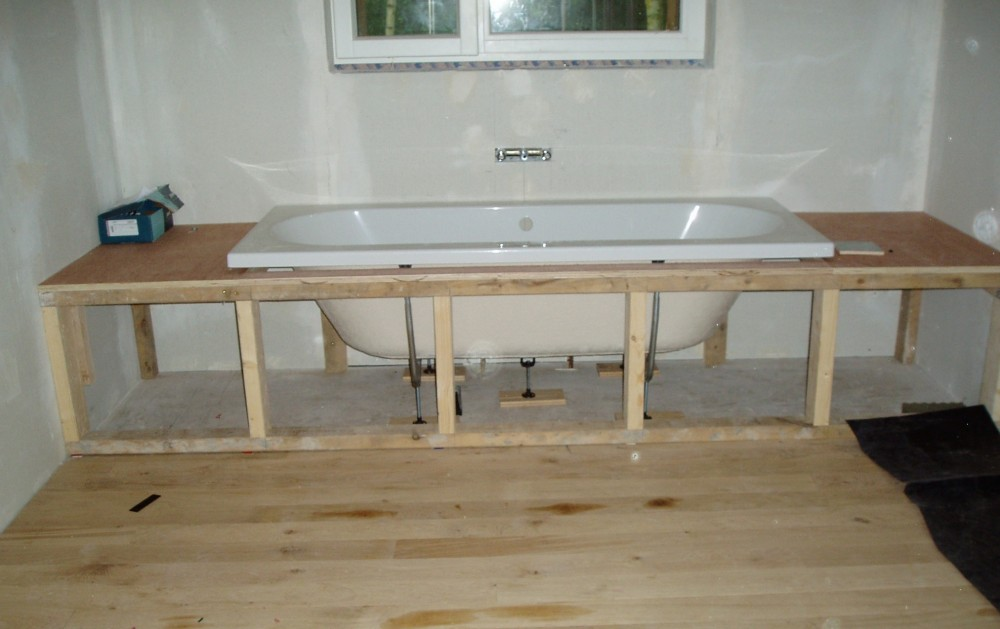 Bath Floor